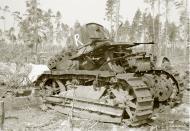 Asisbiz Scrapyard containing various Soviet vehicles dumped at Hanko 20th Aug 1942 105651