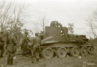Asisbiz Soviet BT5 tank destroyed at Gatehouse 27th Aug 1941 40205