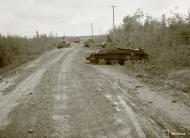 Asisbiz Soviet BT7M tank knocked out at Vieljarvi Nuosjarvi 15th Sep 1942 104591
