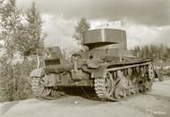 Asisbiz Soviet T26B tank captured by Finnish forces 21st Aug 1941 73558