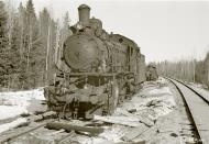 Asisbiz Soviet armored train destroyed by aerial bombardment Latva Aanislinna 19th Apr 1941 82629