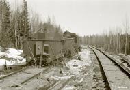 Asisbiz Soviet armored train destroyed by aerial bombardment Latva Aanislinna 19th Apr 1941 82632