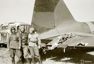 Asisbiz FAF Ilyushin DB 3 DB16 after being damaged by flak Lappeenranta 13th Jul 1944 02