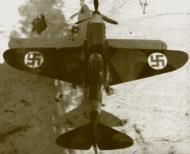 Asisbiz Finnish airforce LaGG 3 35 series Lelv32 LG3 based at Nurmoila late 1942 07