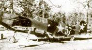 Asisbiz Finnish airforce LaGG 3 35 series Lelv32 LG3 was 524IAP White 57 recovered Nurmoila 14th Sep 1942 05