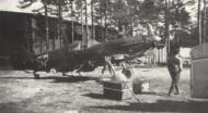 Asisbiz Finnish airforce LaGG 3 35 series Lelv32 LG3 was 524IAP White 57 recovered Nurmoila 14th Sep 1942 08