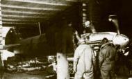 Asisbiz Finnish airforce LaGG 3 5 series Lelv32 LG1 was Black 29 recovered Aunus Feb 1942 03