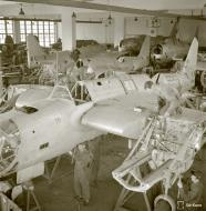 Asisbiz Finnish factory recycling crashed Soviet aircraft back into flying condition 9959