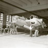 Asisbiz Finnish factory recycling crashed Soviet aircraft back into flying condition 9965