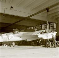 Asisbiz Finnish factory recycling crashed Soviet aircraft back into flying condition 9976