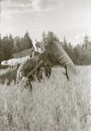 Asisbiz Soviet Ilyushin Il 2 Shturmovik crash site at Tienhaaran 8th Aug 1944 01