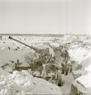 Asisbiz Finnish flak defences around Tiiksjarvi Airpor 4th Nov 1941 62476