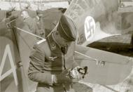 Asisbiz Fokker D XXI FAF 2.LeLv30 FR145 Tiiksjarvi Finland 31st May 1942 01