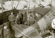 Asisbiz Fokker D XXI FAF 2.LeLv30 FR145 Tiiksjarvi Finland 31st May 1942 02