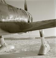 Asisbiz Fokker D XXI FAF 3.LeLv30 Tiiksjarvi Airport 4th Nov 1941 02