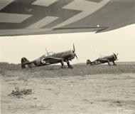 Asisbiz Fokker D XXI FAF FR108 near Viljakkala 3rd Jul 1941 22126