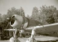 Asisbiz Fokker D XXI FAF FR154 at Mikkeli 4th Sep 1941 43376