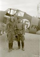 Asisbiz Fokker D XXI FAF LeLv12 FR116 Lt Veli Hakola Tiiksjarvi 1st Jul 1942 96805