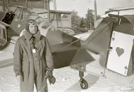 Asisbiz Fokker D XXI FAF LeLv30 FR157 Utti 15th Nov 1941 67630