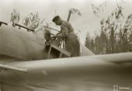 Asisbiz Fokker D XXI FAF Tiikjarvi Airbase 23rd Jul 1942 01