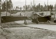 Asisbiz Fokker D XXI FAF Tiiksin Airbase 25th May 1942 01
