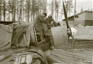 Asisbiz Fokker D XXI FAF Tiiksin Airbase 25th May 1942 02