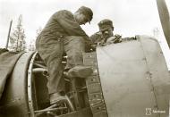 Asisbiz Fokker D XXI FAF Tiiksin Airbase 25th May 1942 03