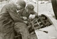 Asisbiz Fokker D XXI FAF Tiiksin Airbase 25th May 1942 04