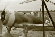 Asisbiz Fokker D XXI FAF at Aunus 18th Oct 1943 05