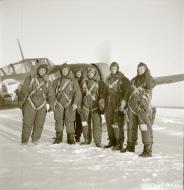 Asisbiz Fokker D XXI FAF at Suulajarvi 23rd Jan 1942 01