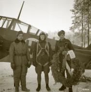 Asisbiz Fokker D XXI FAF at Tiiksjarven 12th Jan 1942 03
