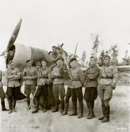 Asisbiz Fokker D XXI FAF at Vesivehmaa 5th Jun 1943 01