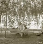 Asisbiz Fokker D XXI FAF at Vitele 11th Sep 1941 47372