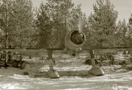 Asisbiz Fokker D XXI FAF at Voronpaan 15th Mar 1943 125807