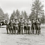 Asisbiz Curtiss Hawk 75A FAF LeLv32 CUxxx Capt Bremer at Nurmoila Finland 12th Jul 1942 01