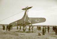 Asisbiz Morane Saulnier MS 406 FAF MS316 landing mishap Llanas Latva 14th May 1942 09