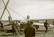 Asisbiz Morane Saulnier MS 406 FAF MS316 landing mishap Llanas Latva 14th May 1942 87725