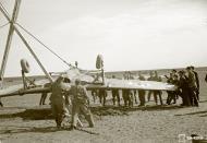 Asisbiz Morane Saulnier MS 406 FAF MS316 landing mishap Llanas Latva 14th May 1942 87731