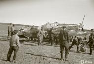 Asisbiz Morane Saulnier MS 406 FAF MS316 landing mishap Llanas Latva 14th May 1942 87743