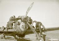 Asisbiz Morane Saulnier MS 406 FAF MS316 landing mishap Llanas Latva 14th May 1942 87745
