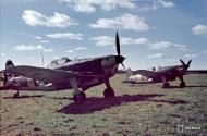 Asisbiz Morane Saulnier MS 406 FAF MS619 at Latvan field Latva 9th Sep 1943 01