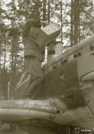 Asisbiz Morane Saulnier MS 406 FAF MS625 Capt Tainio at Tiiksjarvi 26th May 1943 129282