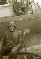 Asisbiz Morane Saulnier MS 406 FAF MS625 Capt Tainio n Lt Kalima at Tiiksjarvi 26th May 1943 129287