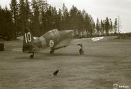 Asisbiz Morane Saulnier MS 406 FAF MS641 Lt Kalima at Tiiksjarvi 26th May 1943 129285
