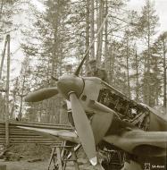 Asisbiz Morane Saulnier MS 406 FAF MSxxx at Tiiksjarvi 21st Aug 1943 01