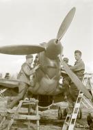 Asisbiz Morane Saulnier MS 406 FAF maintenance Naaravaara Airport Finland 28th Jun 1941 21062