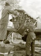 Asisbiz Morane Saulnier MS 406 FAF maintenance Naaravaara Airport Finland 28th Jun 1941 21065