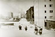 Asisbiz At 1145am on 13 March 1940 Finnish soldiers move back to the demarcation line at Viipuri 116359