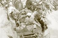 Asisbiz Fallen Russian soldiers being taken for burial at Lemetti area Winter War 30th Jan 1940 a 578