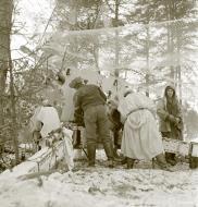 Asisbiz Finnish artillery firing on Soviet positions around Vyborg Winter War 4th Mar 1940 5400